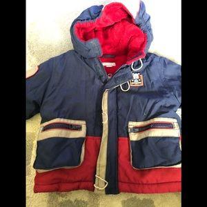 Carter's boys winter coat 12 months